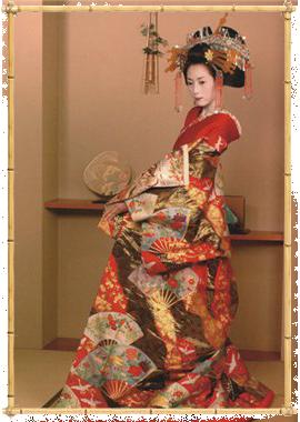 PRO Japan - Традиционная одежда Японии (кимоно) Японцы В Кимоно